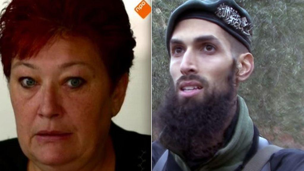 Una mujer holandesa rescata a su hija de manos de Estados Islámico en Siria