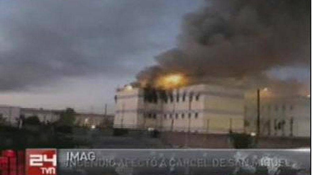 81 muertos en Chile por un incendio en una cárcel