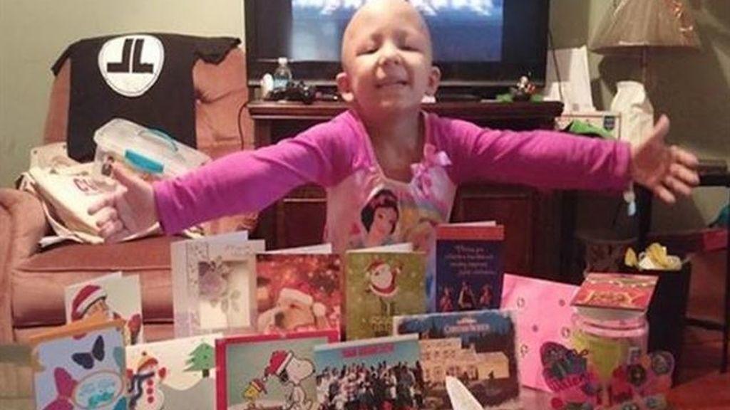 Jalene Salinas, la fan de cuatro años de Taylor Swift, muere de cáncer
