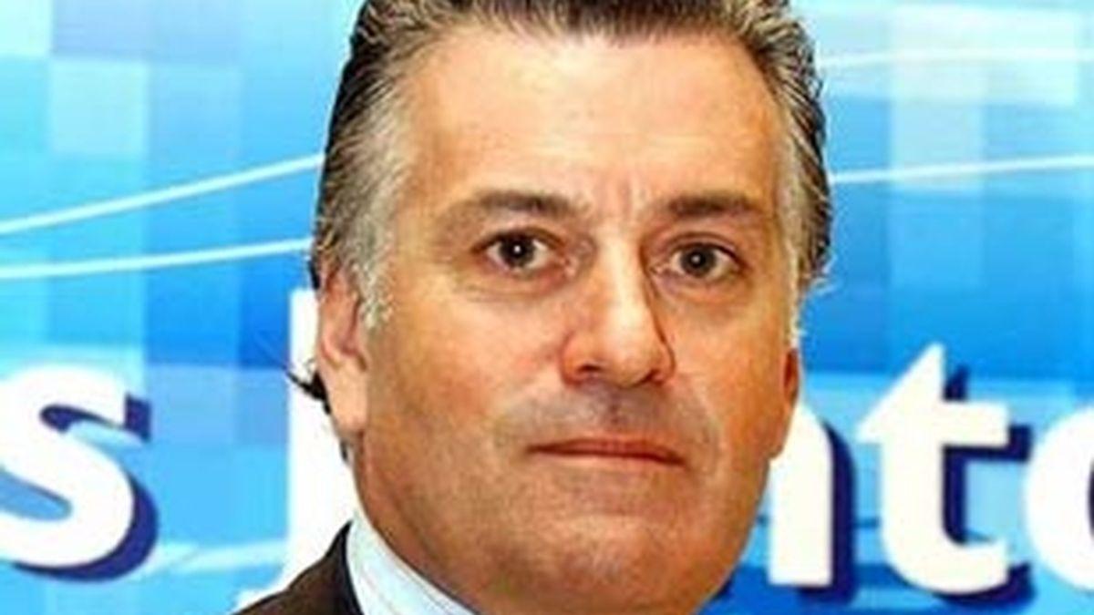 Luis Bárcenas, senador y ex tesorero del PP.