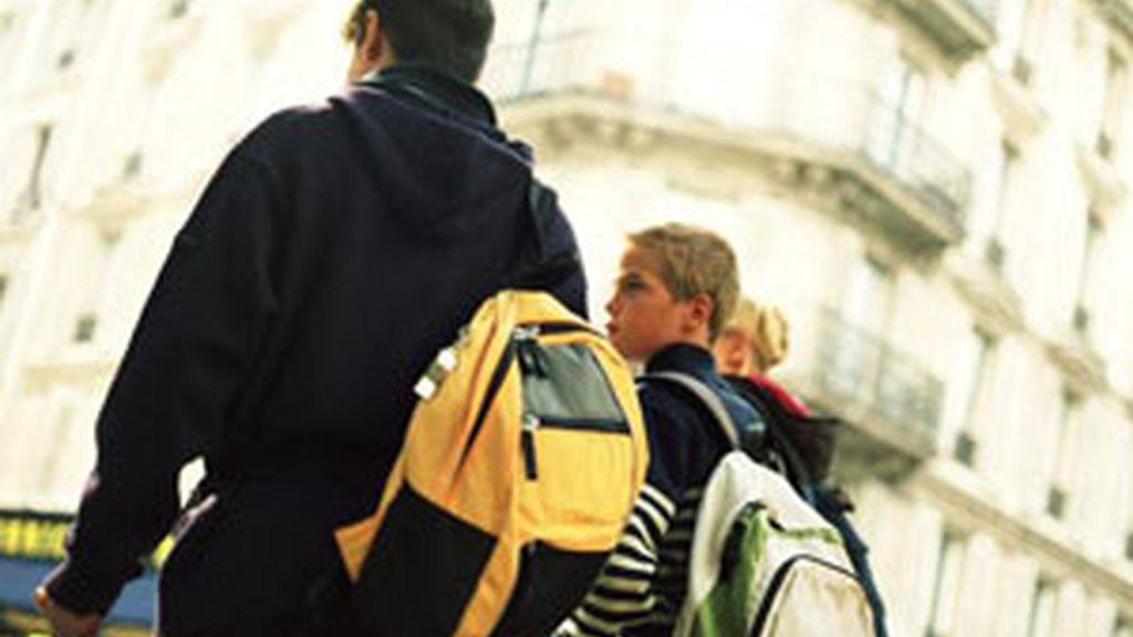Se recomienda el uso de mochilas prácticas, con diseños anatómicos, respaldo acolchado y correas anchas