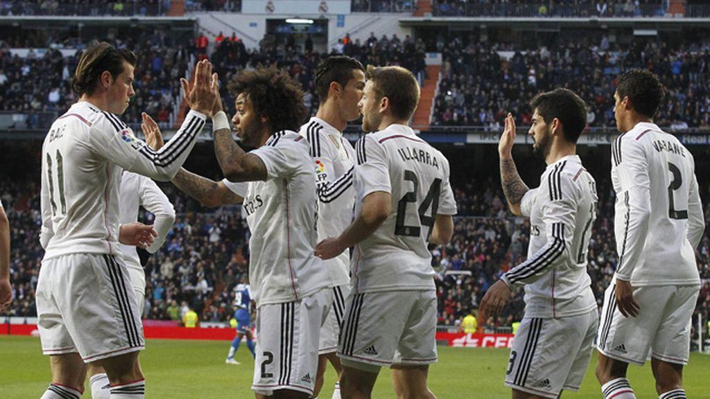Real Madrid-Deportivo de la Coruña
