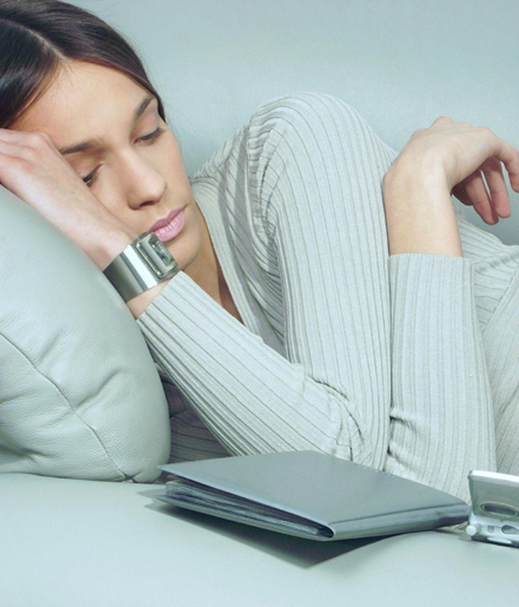 Dormir con un smartphone altera el sueño
