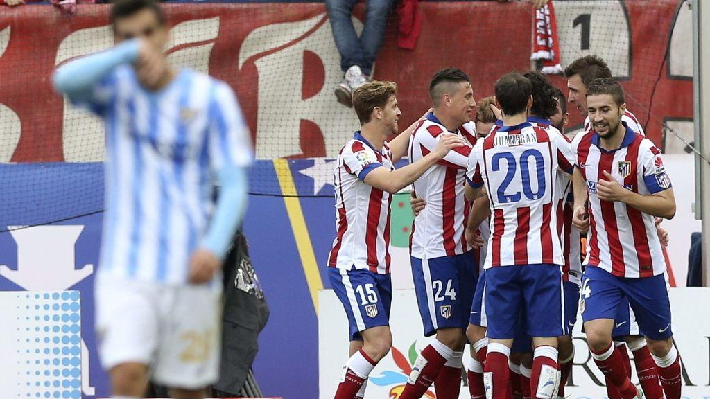 Atlético de Madrid - Málaga