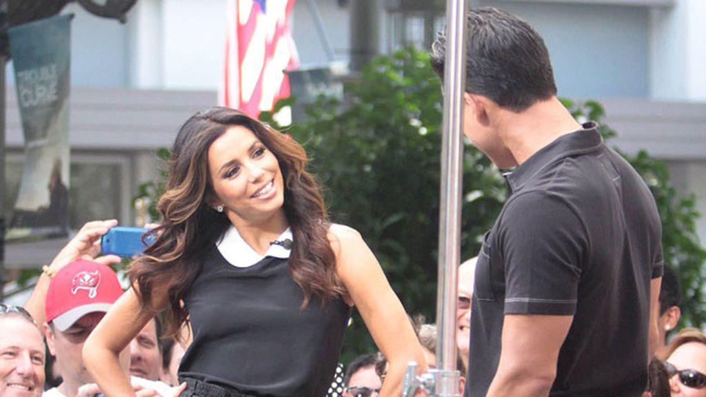 Eva confirma el romance con Mark Sánchez