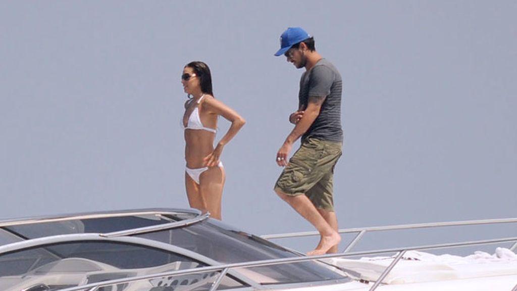 Eva Longoria, de vacaciones en Marbella junto a Eduardo Cruz