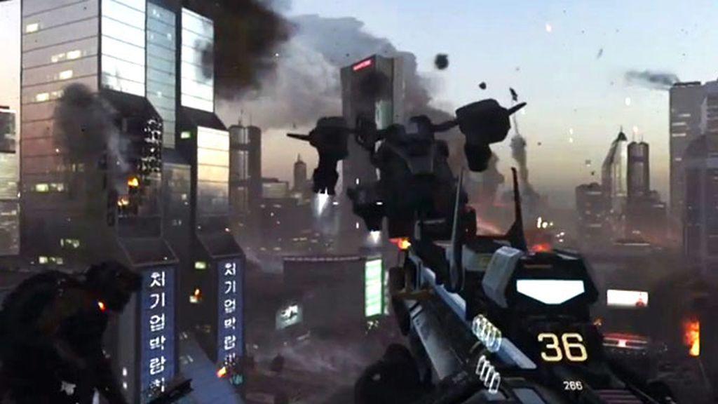 Call of Duty Advanced Warfare, videojuegos