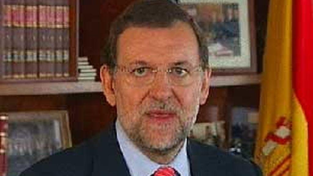 Mariano Rajoy en una imagen de archivo. Foto: Informativos Telecinco.