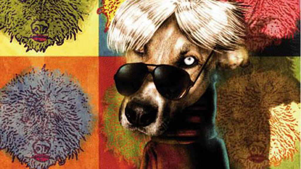 Albert Einstein, Marilyn Monroe, Groucho Marx o Elvis Presley en versión 'perruna'