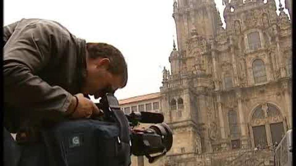 La visita del Papa se nota en la economía de Galicia