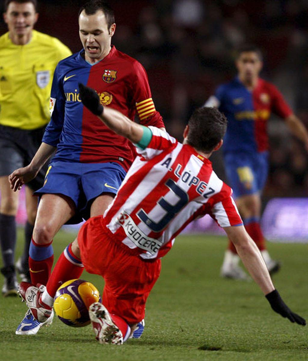 El Barça, en cuartos de final de la Copa del Rey
