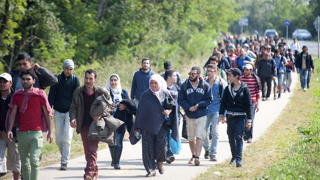 La Comisión Europea avala la legalidad de los controles fronterizos alemanes