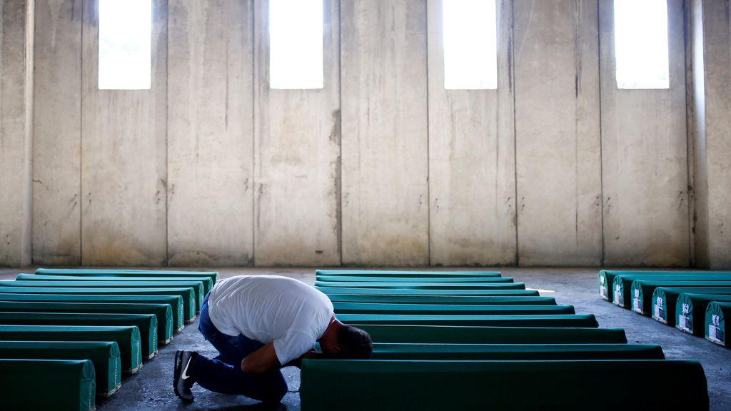 Las víctimas de Srebrenica