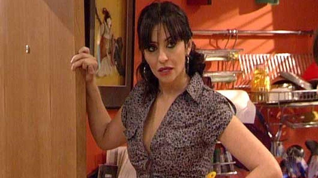 Lorena quiere un aumento de pecho