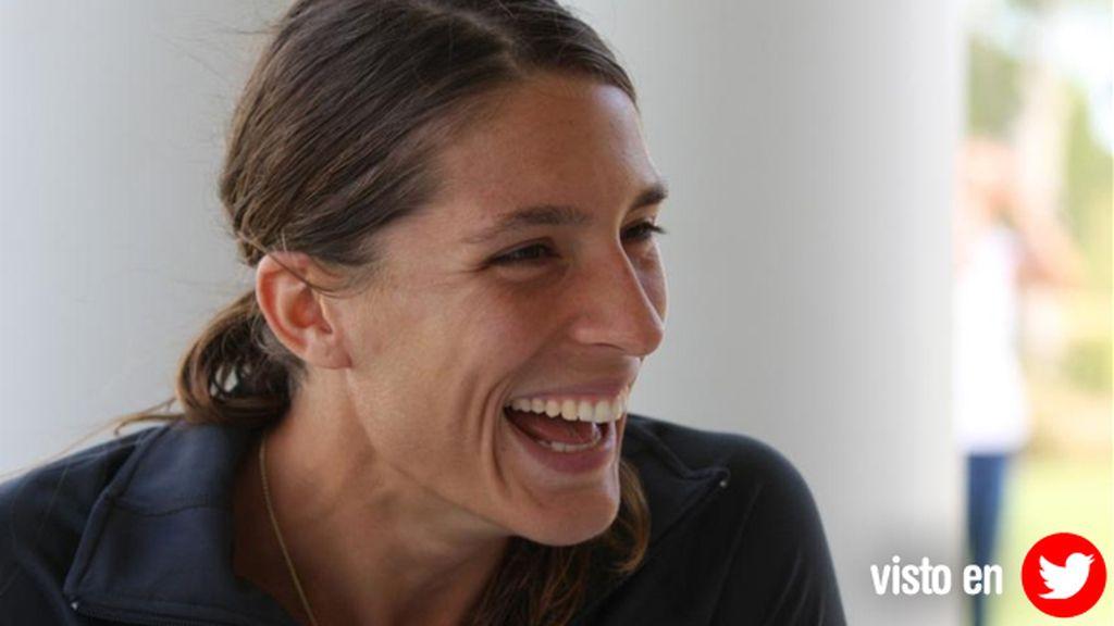 Así es Andrea Petkovic, la tenista que pide matrimonio en Twitter y sube fotos de Messi en calzoncillos