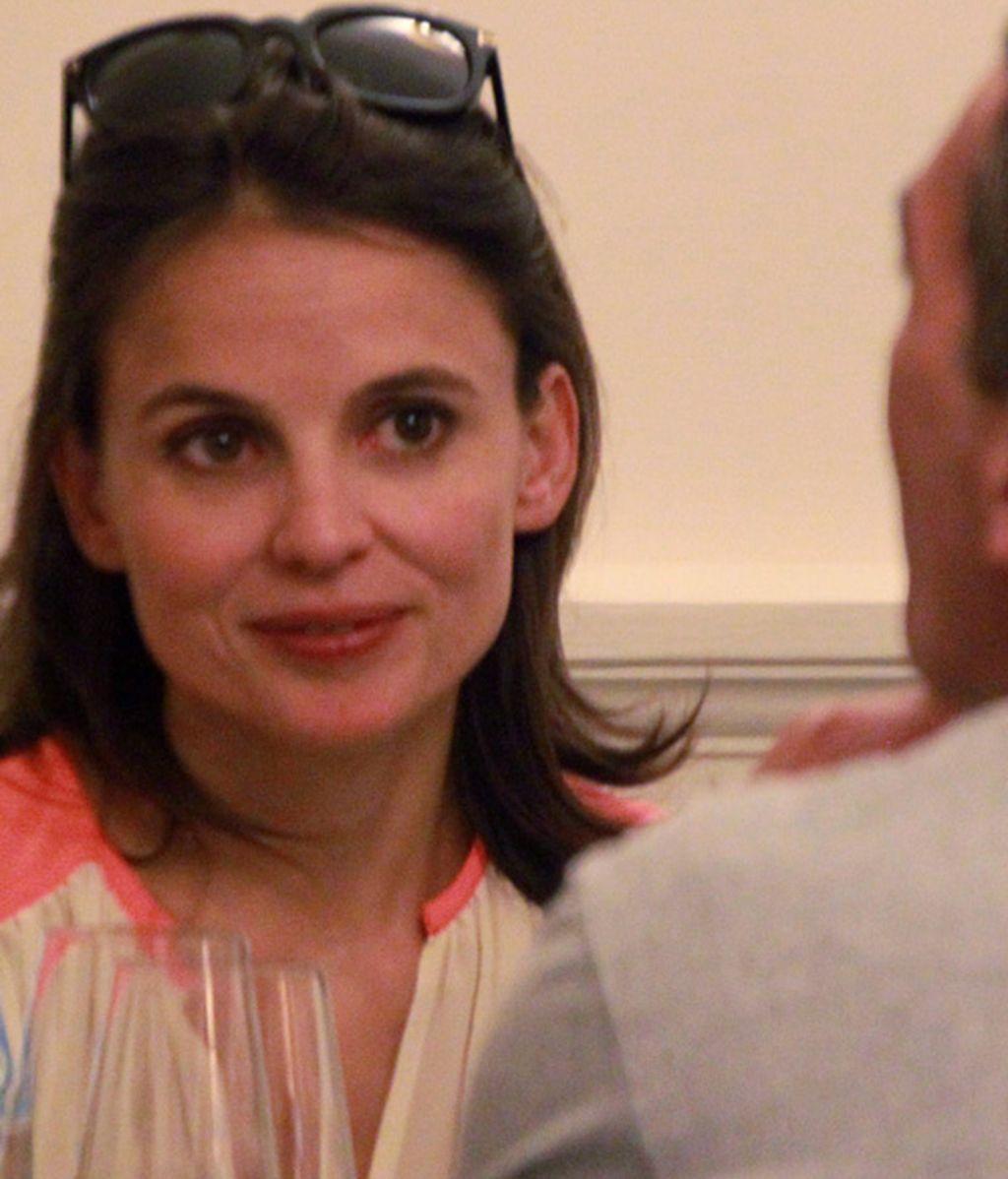 ¿Con quién cenó Elena Anaya en Roma?