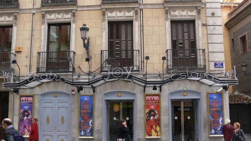 10. Teatro Eslava (Madrid)