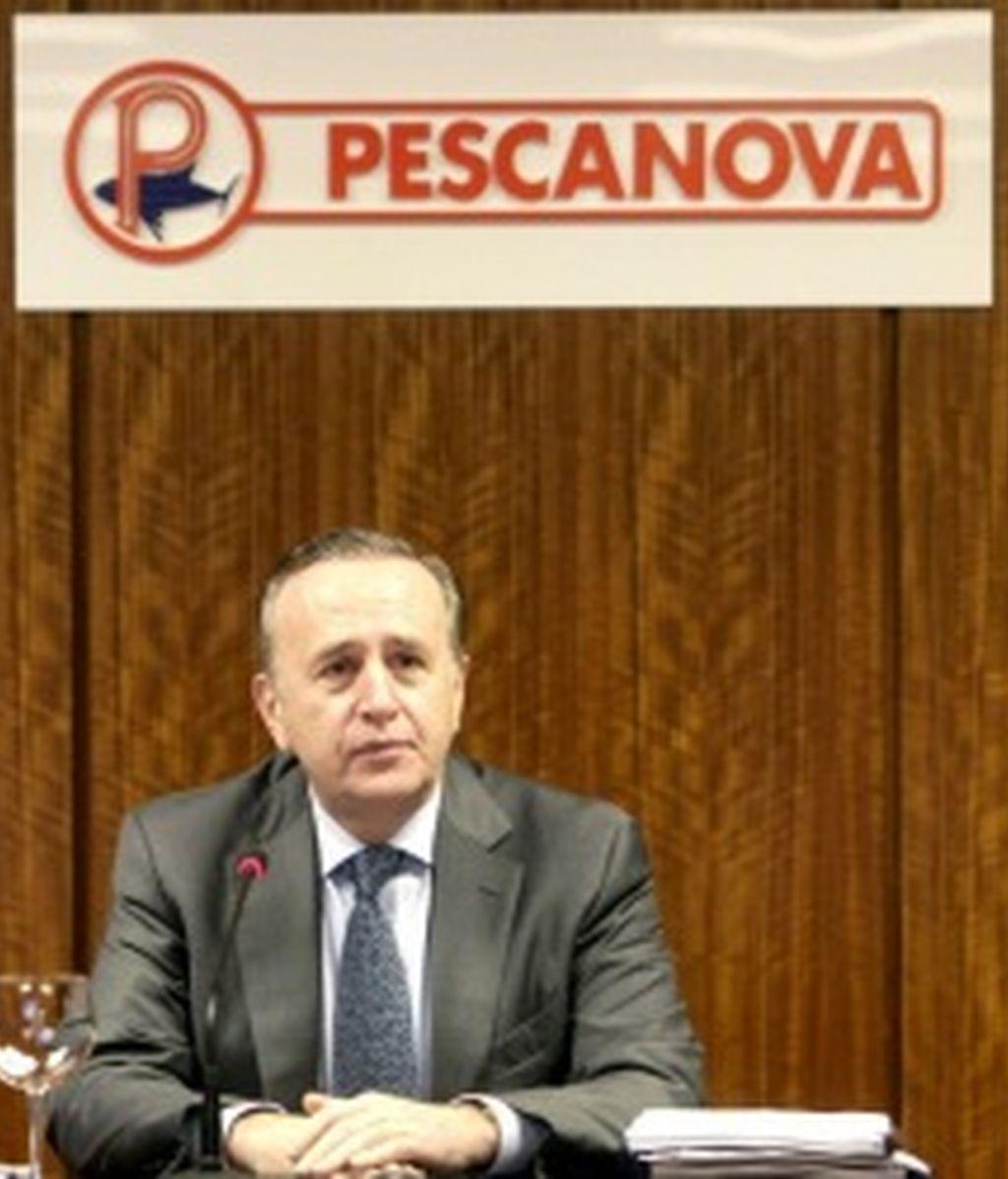 El presidente de Pescanova, Manuel Fernández de Sousa-Faro.