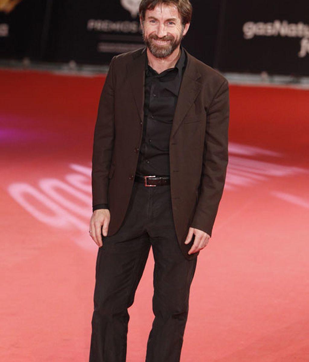 Antonio de la Torre, se llevó el premio a Mejor Actor por 'Cannibal'
