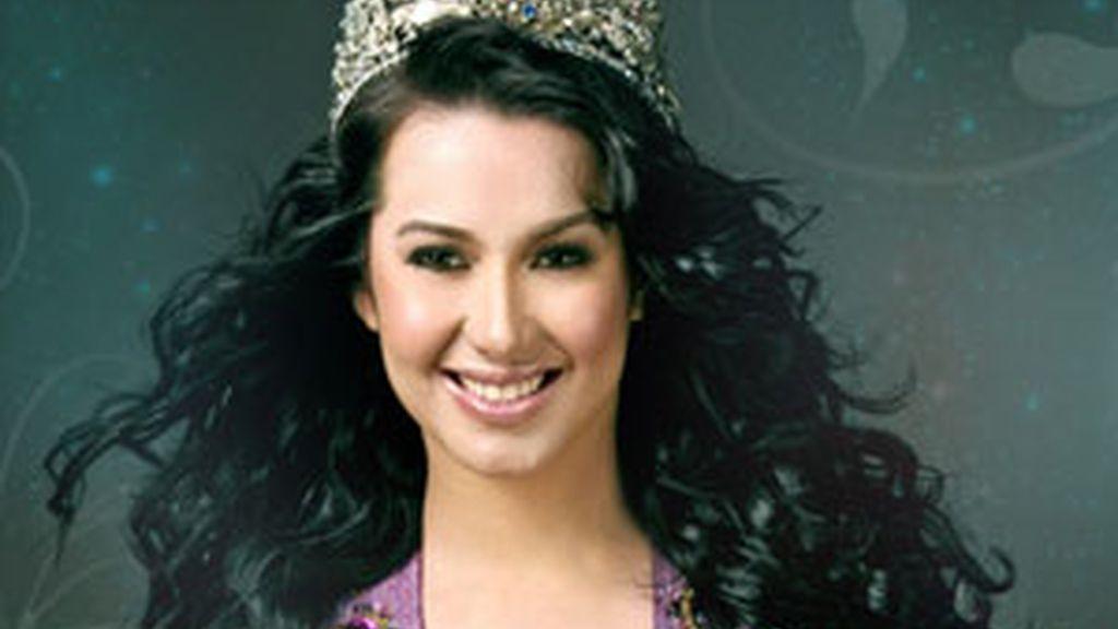 """Larissa Ramos ha sido coronada """"Miss Tierra"""" en el certamen internacional de belleza celebrado en Filipinas. Foto: Missearth."""