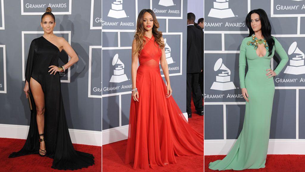 Del espectacular vestido de Rihanna a la escandalosa apertura del de JLo
