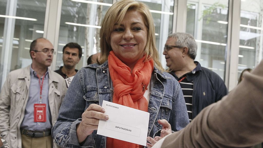 "Valenciano: Para España tenga un ""lugar importante"" en Europa hay que votar hoy"