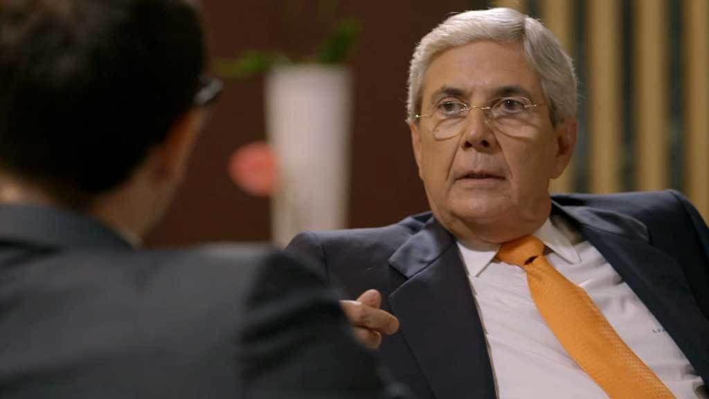 Leopoldo Fernández, gesto a gesto