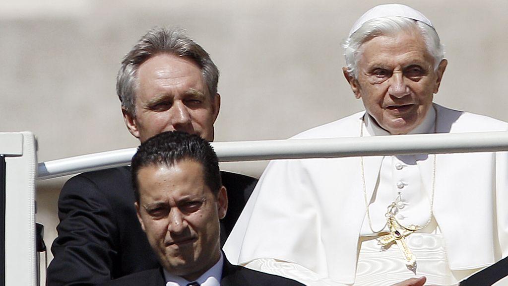 Mayodormo, papa, Vaticano,