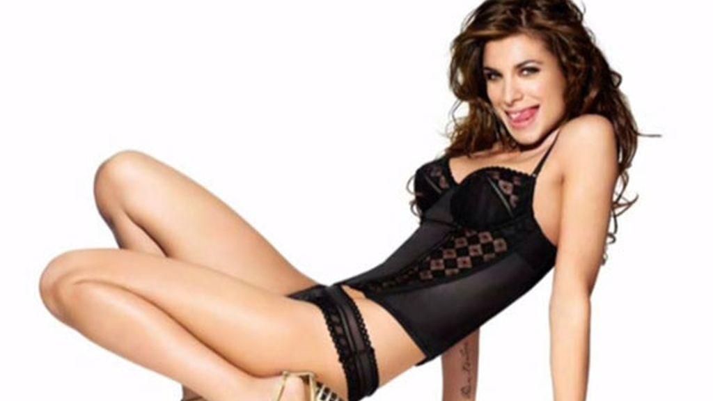 Elisabetta Canalis, la tentación de George Clooney