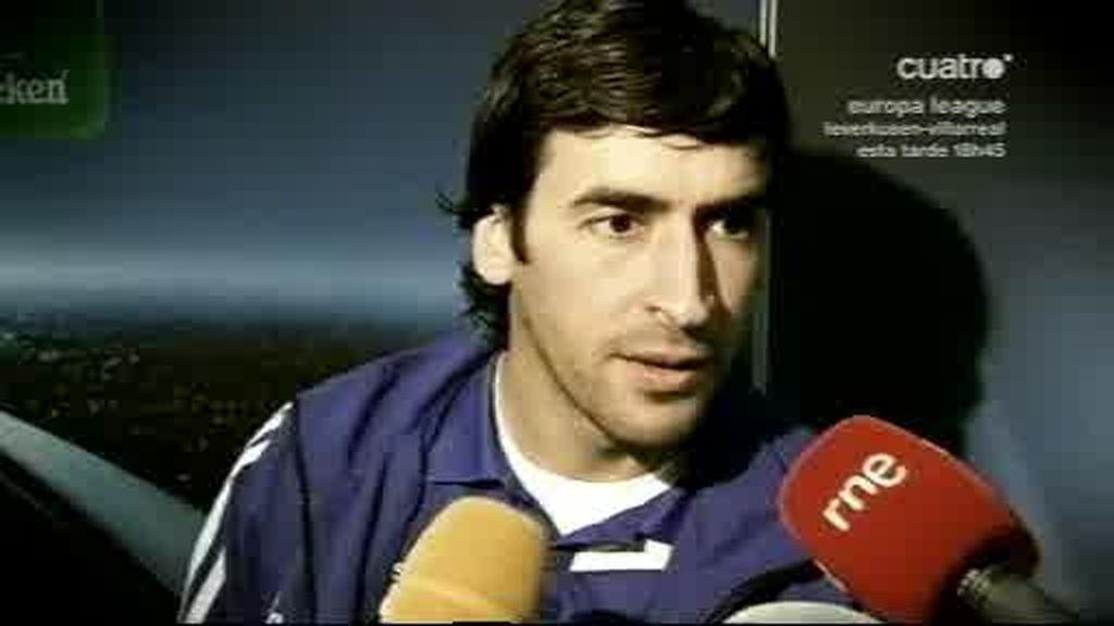 Raúl vuelve a cuartos, sin el Madrid