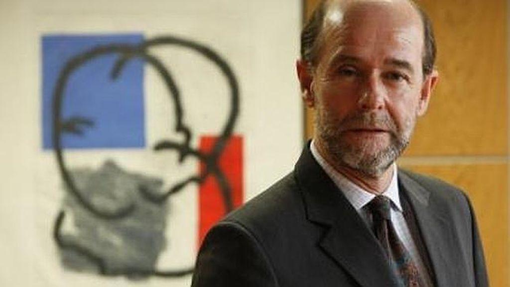 Imagen de archivo del hasta ahora presidente de Boeing en España, Pedro Argüelles