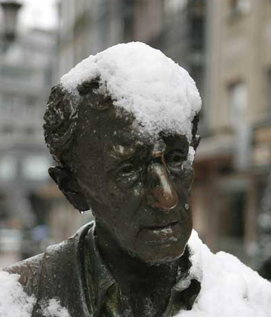 Ni Woody Allen escapa a la nieve