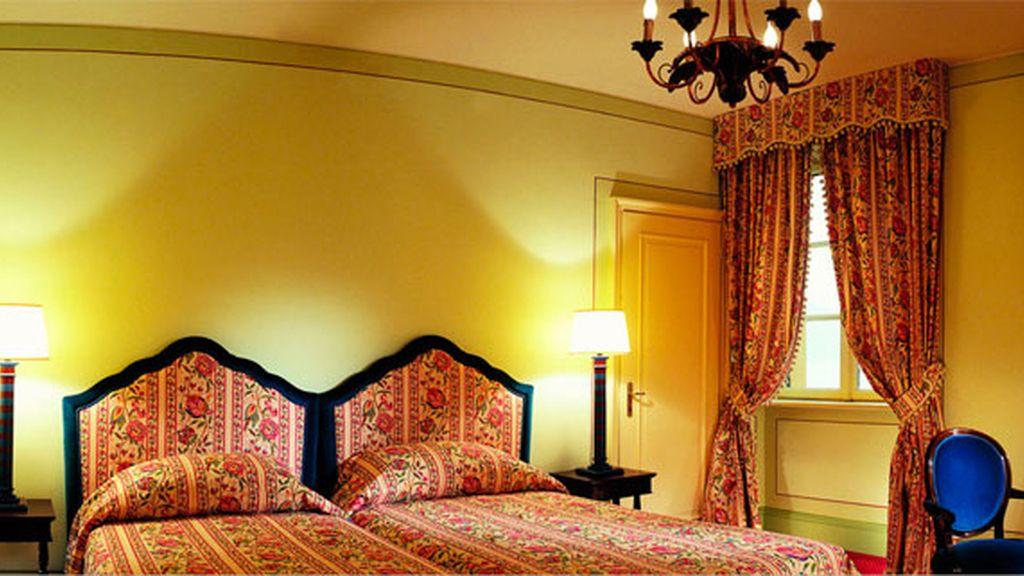 El hotel italiano donde Shakira y Piqué entregaron a la pasión