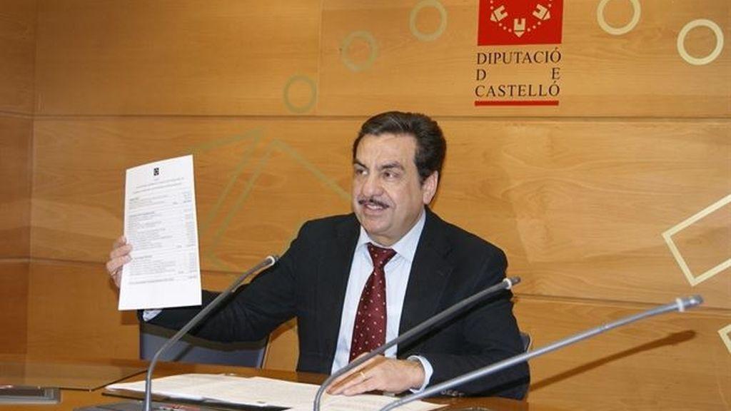 Francisco Martínez, exvicepresidente de la Diputación de Castellón