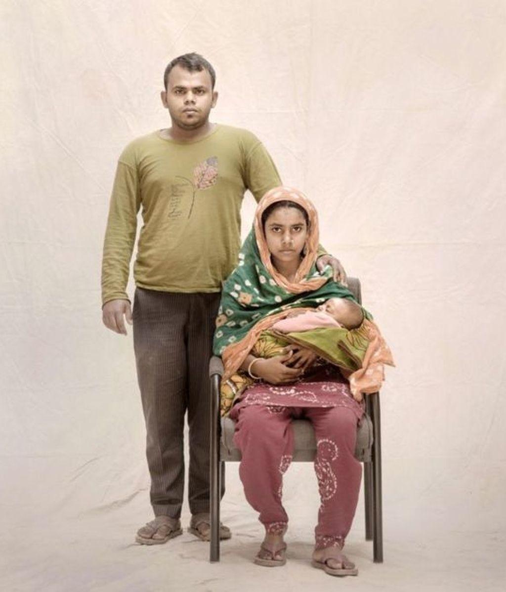 Keya, 14 años  (Bangladesh)