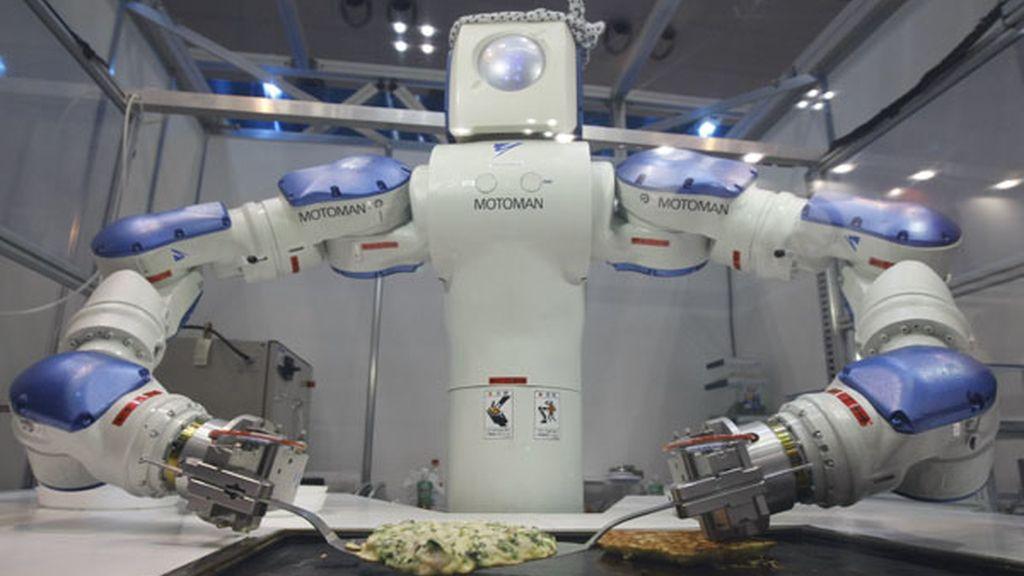 'Okonomiyaki Robot'