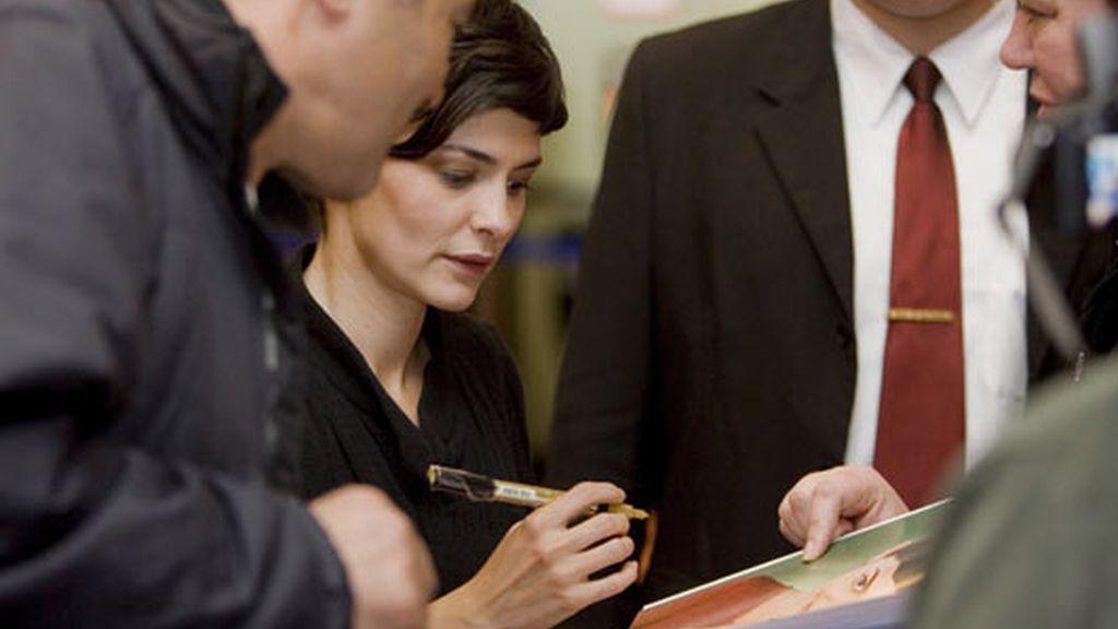 Audrey Tautou, la Coco Chanel del siglo XXI