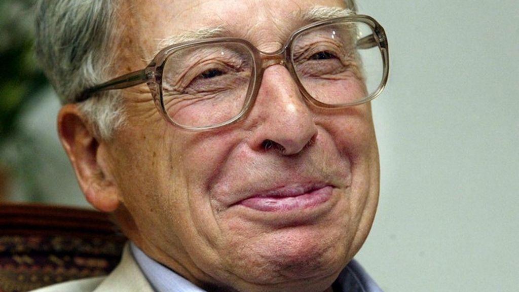 El científico Robert Edwards