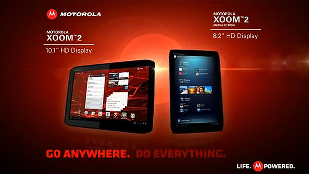 El nuevo 'tablet' se basa en el diseño del anterior Xoom pero con un hardware más potente para competir con sus rivales.