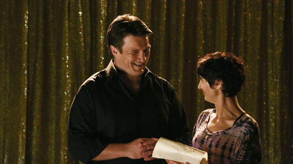 Primeras fotos del capítulo 'Señor y Señora Castle'