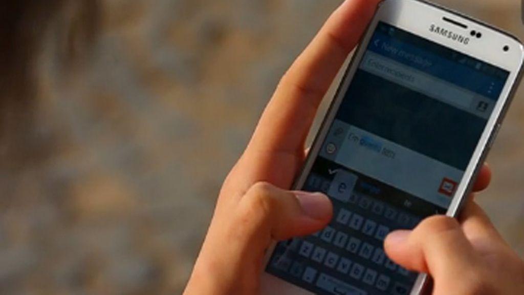 Un joven brasileño bate el récord Guinness de teclear SMS