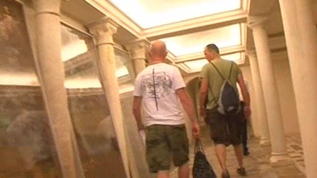 Hotel: el barrio de Santa Cruz, en Sevilla, convertido en un hotel que es como un laberinto