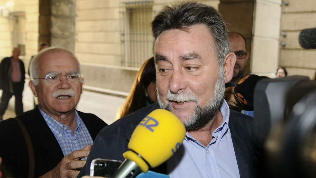 El exsecretario general de UGT-A, Francisco Fernández Sevilla.