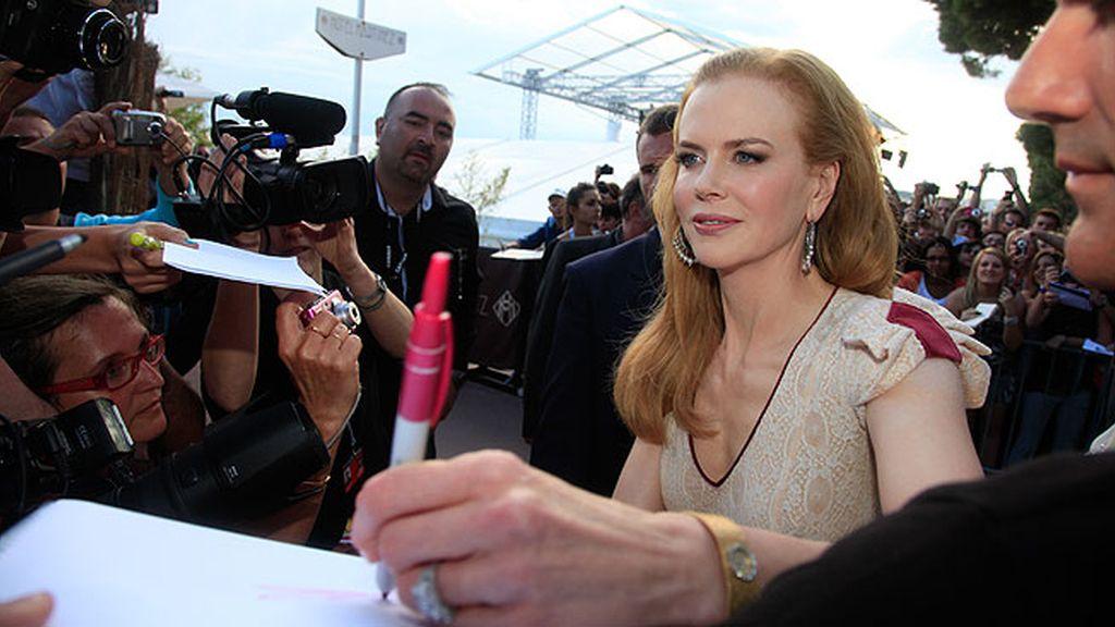 Nicole Kidman, la pelirroja de Hollywood