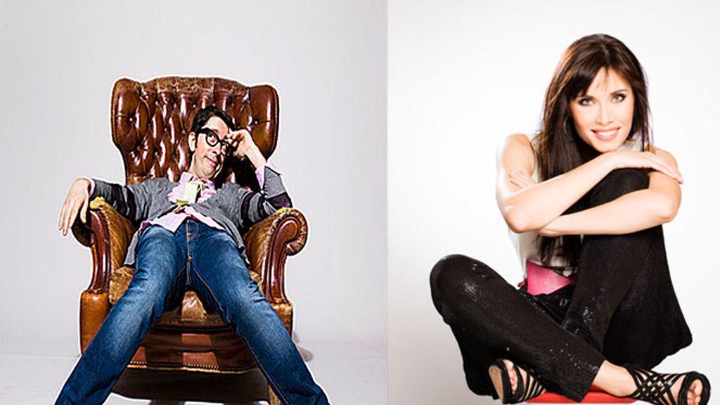 Pilar Rubio y Flipy, la pareja del concurso más grande de la tele:  'XXS'