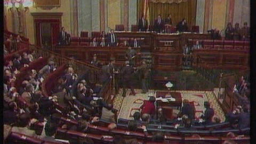 23-F: cuando la democracia se impuso en España