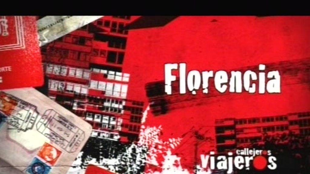 AVANCE. Callejeros Viajeros: Florencia