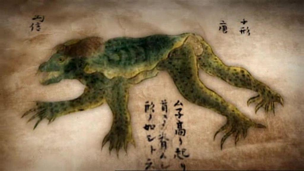 El misterioso y temido Kappa de Japón