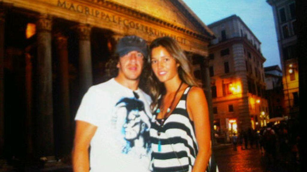 Malena y Puyol: 12 meses, 12 fotos