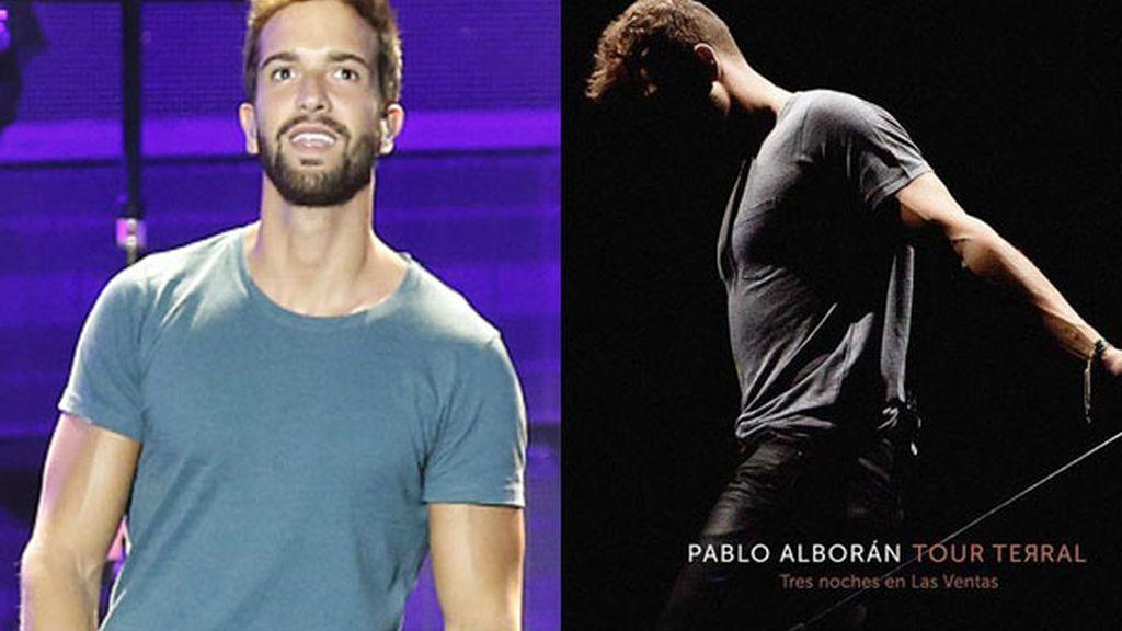 Pablo Alborán publica 'Tour Terral', su nuevo álbum